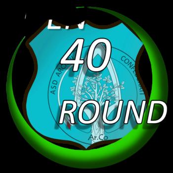40 ROUND open