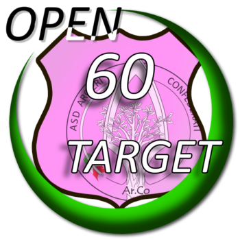60 TARGET open