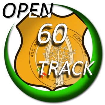 60 TRACK open