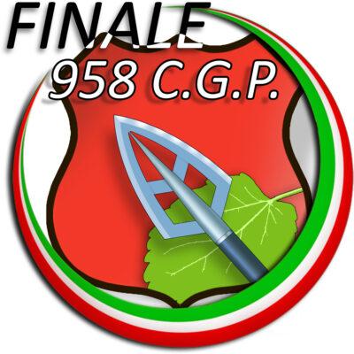 958 CGP - FINALE